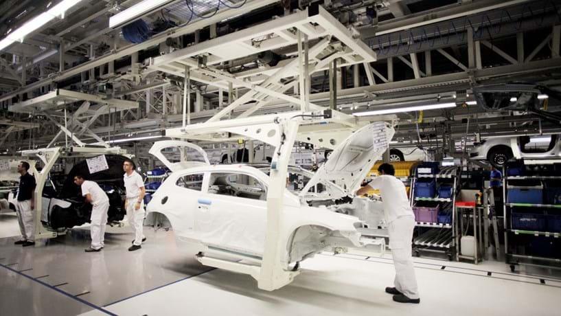 T-Roc da Autoeuropa impulsiona produção em 70,9%