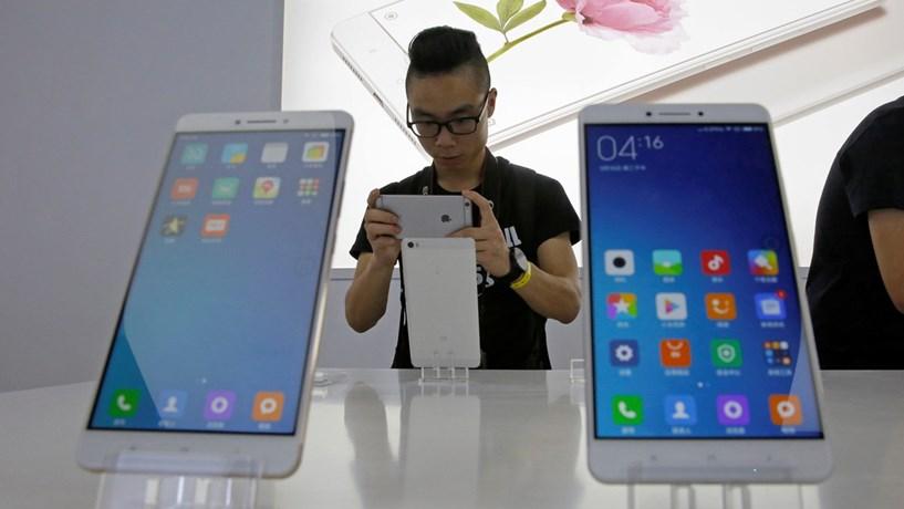 Samsung lidera vendas de smartphones no último trimestre de 2017