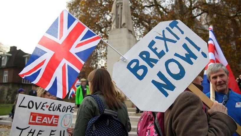 Brexit. Acordo comercial proposto pela UE falha exigências do Reino Unido