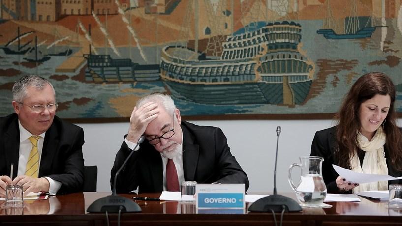 Em atualização Salário mínimo sobe para os 580 euros em 2018