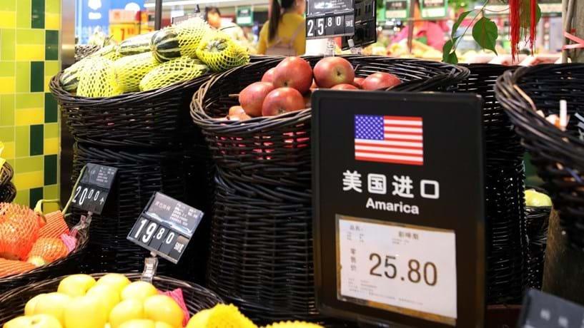 China critica tarifas dos EUA e ameaça com novas medidas