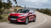 Ford Kuga: o mais eletrificado da Ford