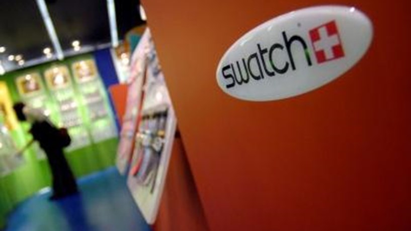 eda101856e0 Swatch processa UBS e Credit Suisse - Empresas - Jornal de Negócios