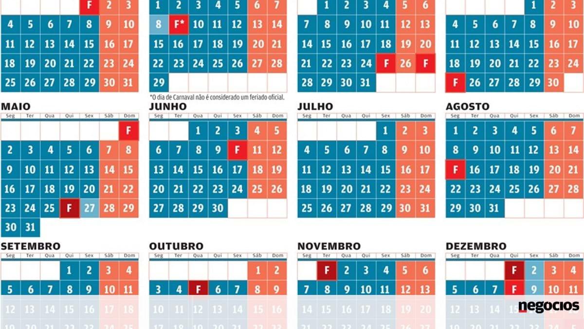 Regresso De Quatro Feriados Assegura Tres Pontes Em 2016 Consulte