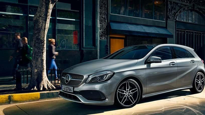 Resultado de imagem para Mercedes também vai chamar carros portugueses às oficinas