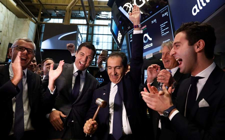 Draghi Altice